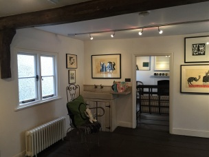 The Art Shop and Chapel Gallery
